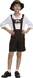 germany costume for boy