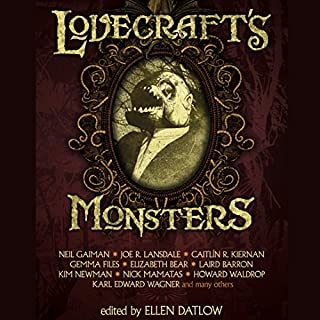 Lovecraft's Monsters cover art