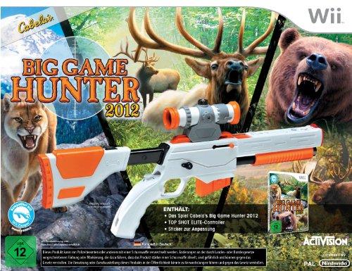 Cabela's Big Game Hunter 2012 inkl. Gun-Controller [Edizione : Germania]