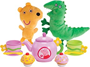 peppa pig george dinosaur teddy