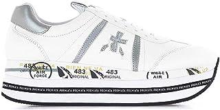 PREMIATA Luxury Fashion Womens BETH4038 White Sneakers | Fall Winter 19