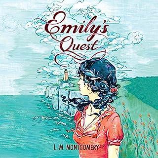 Emily's Quest audiobook cover art