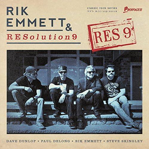 Rik Emmett & RESolution 9
