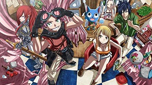 1 X Fairy Tail Anime Poster Print (24 X 36)