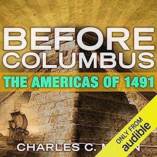 Before Columbus audiobook cover art
