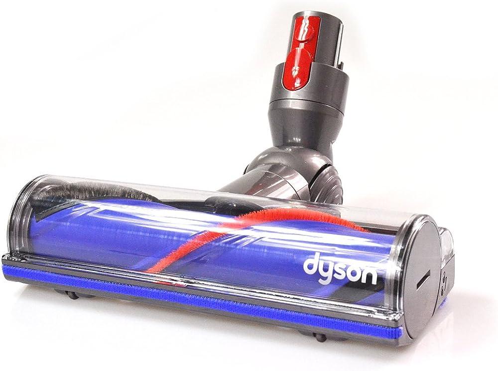 Turbospazzola per pavimento, quick release motorhead assy ricambio originale dyson v8 / sv10 NFH430604