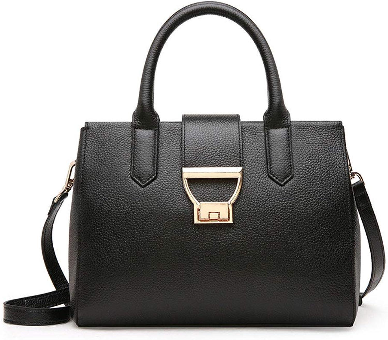 ac59435597b6c Frauen Handtasche PU Handtaschen Europa und die Vereinigten Staaten Staaten  Staaten Mode Wild Diagonal Damen Tasche (Farbe schwarz) B07G5RY9ZG 162552