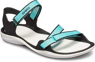 Swiftwater Webbing Sandal W, Sandalias con Punta Abierta para Mujer