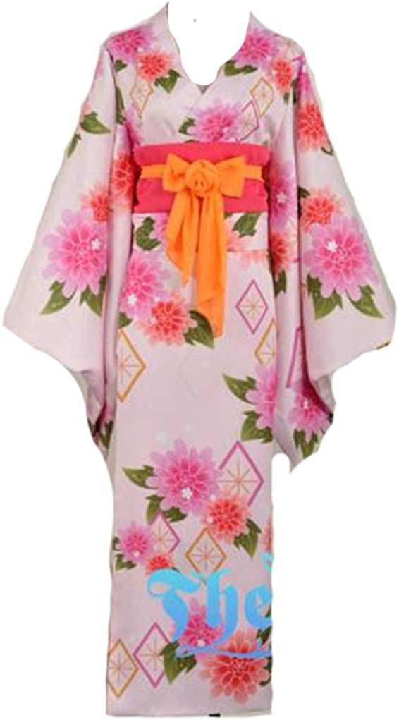 Love NEW before selling Live Aqours Ruby Kurosawa Special price Costume Cosplay Kimono OP