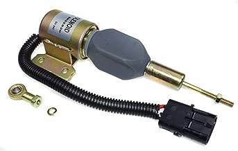 May Fuel Shut Off Stop Solenoid 3932530 SA-4756-24 For CUMMINS R220-5 R210-3 4BT 6BT 5.9L 24VDC