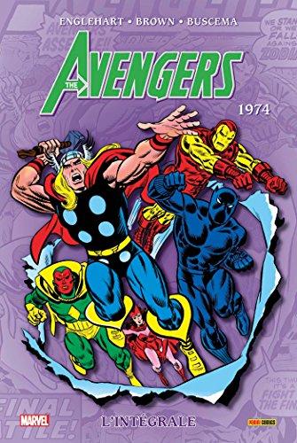 Avengers: L'intégrale 1974 (T11)