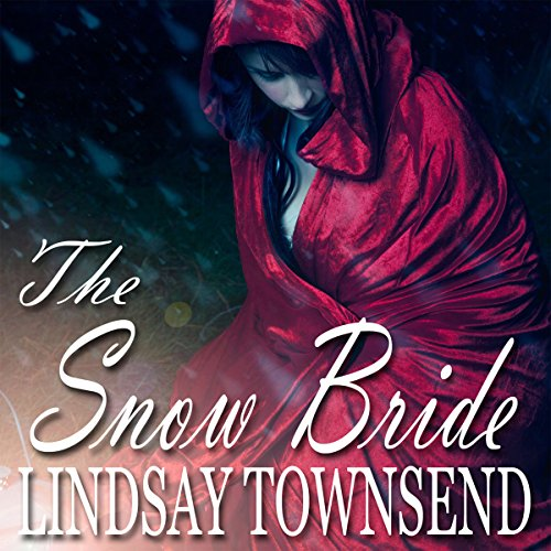 The Snow Bride audiobook cover art