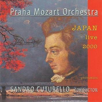 Praha Mozart Orchestra - Live in Japan