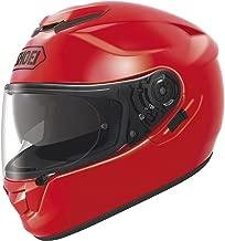 Shoei Metallic GT-Air Street Racing Motorcycle Helmet - Shine Red/Small