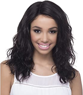 Vivica A. Fox (Nubian) - Brazilian Remy Human Hair Full Lace Wig in JET BLACK