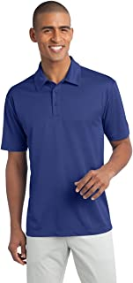 Clothe Co. Men's Big & Tall Short Sleeve Moisture Wicking Silk Touch Polo Shirt