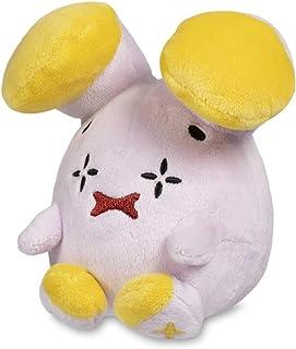 Pokémon Center: Sitting Cuties Whismur Poké Plush, 4 ¾ Inch