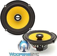 "JL Audio C1-650x 6-1/2"" 2-Way Coaxial Car Audio Speakers photo"