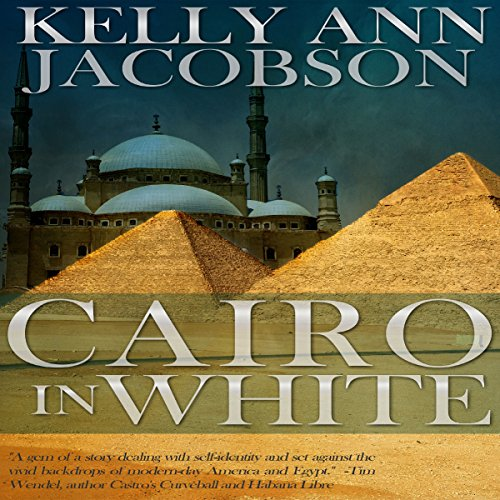 Cairo in White audiobook cover art