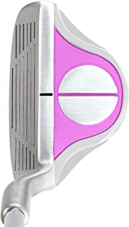 "Intech EZ Roll Petite Senior Ladies (4'10"" to 5'3"") Right Hand Pink Golf Chipper - 32 Inches"