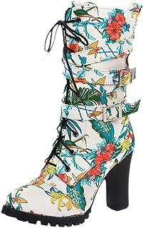 MisaKinsa Women Fashion Short Boots