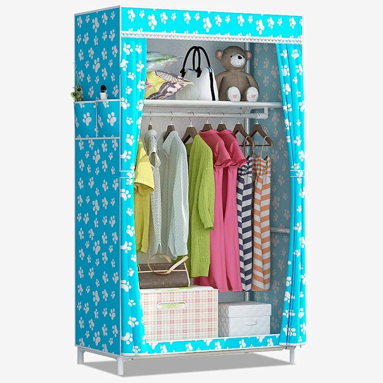 Hai Yan Boutique Cloth Wardrobe Cloth Wardrobe Simple Assembly Wardrobe Storage Clothes Locker Wardrobe