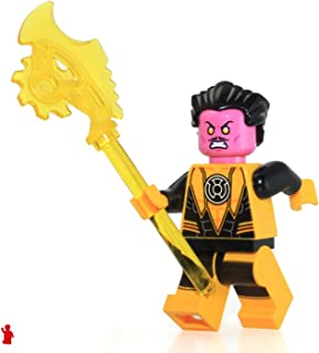 Lego DC Universe Super Heroes Space Sinestro with Power Staff by LEGO