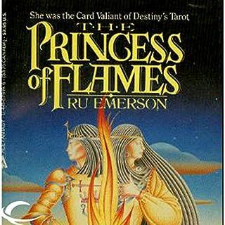 Princess of Flames audiobook cover art