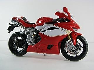2012 MV Agusta F4RR Red Bike 1/12 Motorcycle by Maisto 11098