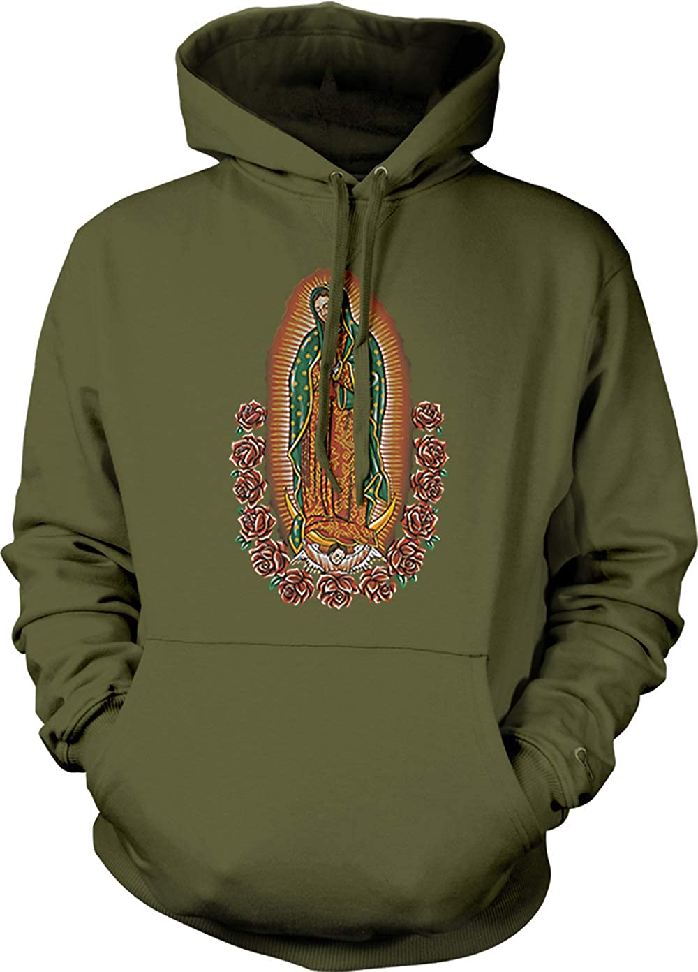Our Lady Of Guadalupe - Virgin Chicago Mall Sweatshirt Unisex Bombing new work Hoodie Mary
