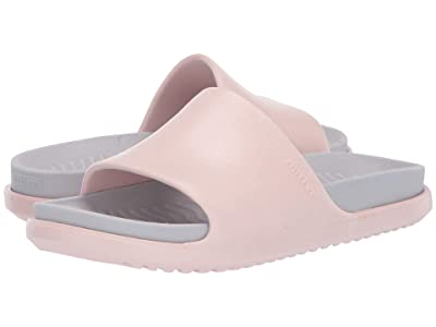 Native Shoes Spencer LX (Dust Pink/Mist Grey) Sandals