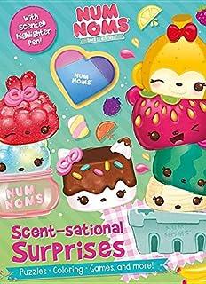 Num Noms Scent-sational Surprises: Puzzles, Coloring, Games, and More!