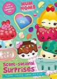 Num Noms Scent-sational Surprises: Puzzles, Coloring, Games, and More!