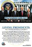 Barack Obama, George H. W. Bush, Bill Clinton, Jimmy Carter & George W Bush trading card 3.5' x 5' (Living Presidents of the United States)