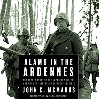 Alamo in the Ardennes cover art