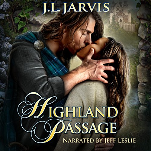 Highland Passage audiobook cover art