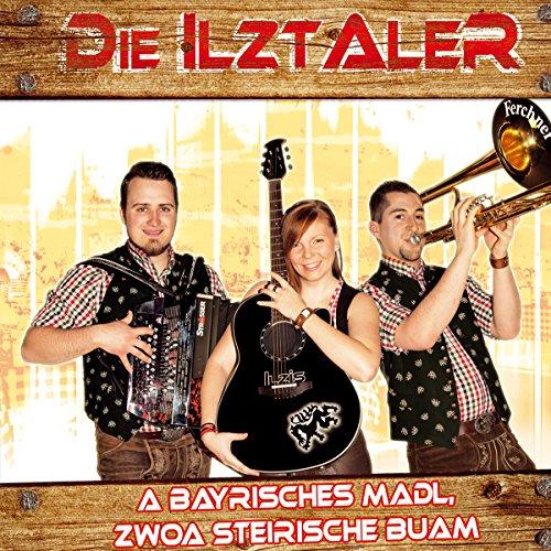 A bayrisches Madl, zwoa steirische Buam; Bekannt aus dem Musikantenstadl