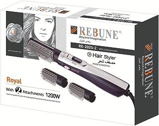 REBUNE 2025-2 Electric professional hair styler 1200W