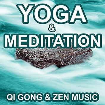 Yoga and Meditation - Zen Music and Qi Gong (Qi Gong Art and Zen Music / Relaxing Music / Spa Music and Massage)