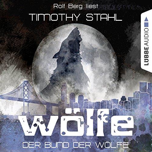 Der Bund der Wölfe audiobook cover art