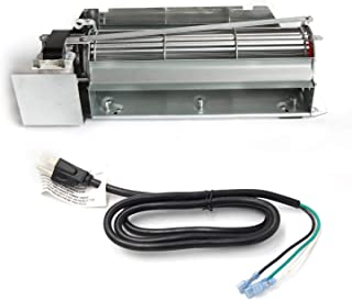 Hongso 16Y-New FBK-100 Replacement Fireplace Blower Fan KIT for Lennox, Superior, Rotom