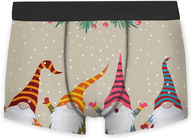 OcuteO Men's Boxer Briefs Cute Funny Colourful Cartoon Horses Brief Underwear Tagless