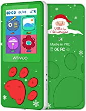 """$23 » MP3 Player for Kids, Cartoon Kids MP3 Music Player Bear Paw Button Design, 1.8"""" LCD Screen, MP3 Player with Radio, Kids Games, Sleep Timer, Voice Recorder"""