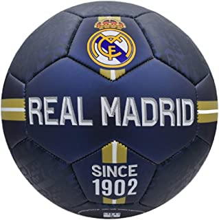 Real Madrid Pelota, Spanische Primera Liga, Color Negro, tamaño 5 ...
