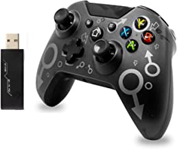 Poulep Wireless Controller for Xbox One, Xbox One Controller with Dual Vibration Function, Compatible with Xbox One/One S/...