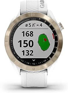 GARMIN(ガーミン) ゴルフナビ GPS Approach S40 【日本正規品】