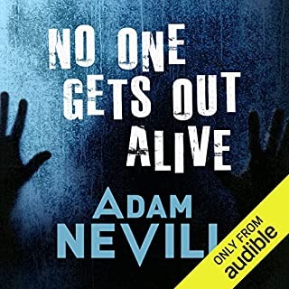 No One Gets Out Alive audiobook cover art