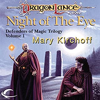 Night of the Eye cover art