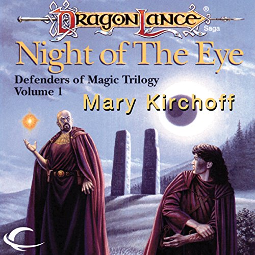 Night of the Eye audiobook cover art
