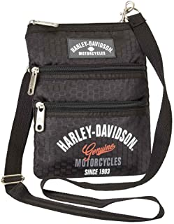 Harley Davidson (Cross X-Body Slings Dragon Backpack, Black, One Size